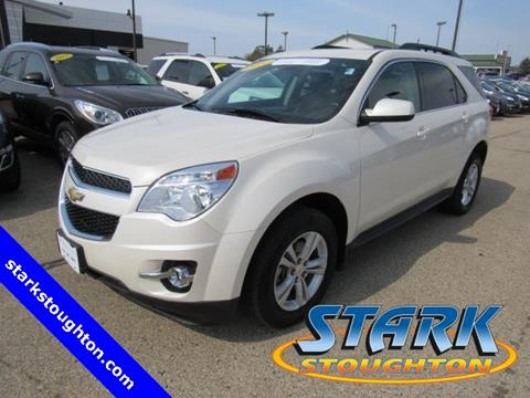 2014 Chevrolet Equinox for sale in Stoughton, WI