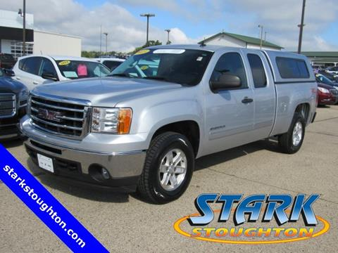 2013 GMC Sierra 1500 for sale in Stoughton, WI