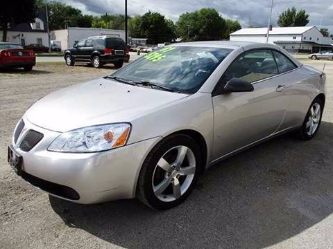 2007 Pontiac G6 for sale in Hazleton, IA
