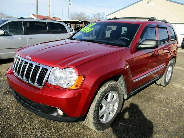 2010 Jeep Grand Cherokee for sale at Northeast Iowa Auto Sales in Hazleton IA