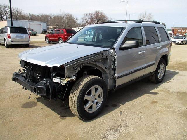 2008 Jeep Grand Cherokee for sale at Northeast Iowa Auto Sales - Repairables in Hazleton IA