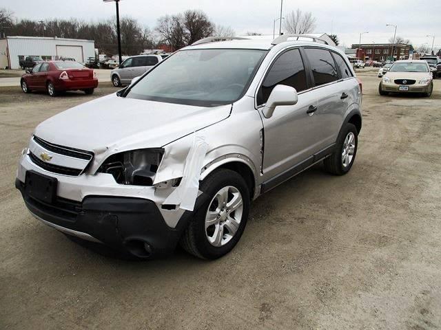 2013 Chevrolet Captiva Sport for sale at Northeast Iowa Auto Sales in Hazleton IA