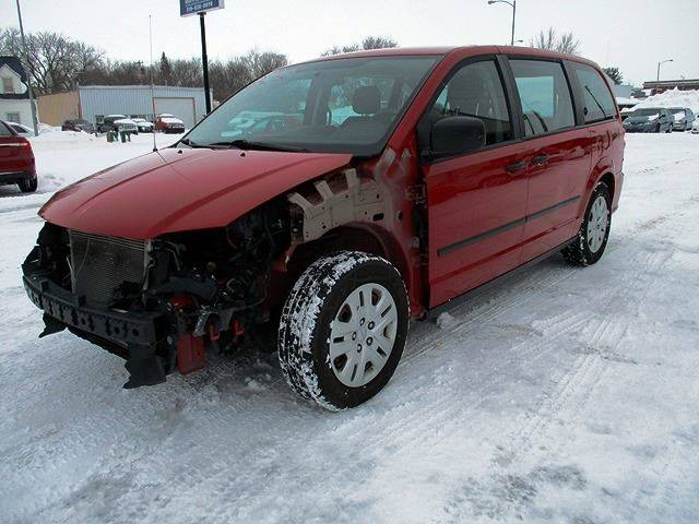 2014 Dodge Grand Caravan for sale at Northeast Iowa Auto Sales in Hazleton IA