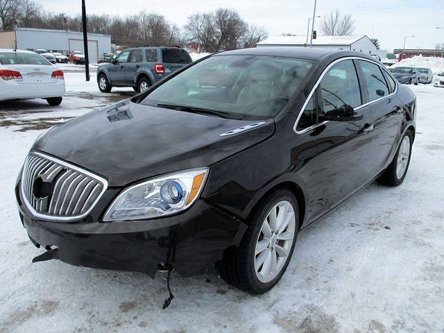 2013 Buick Verano for sale at Northeast Iowa Auto Sales in Hazleton IA