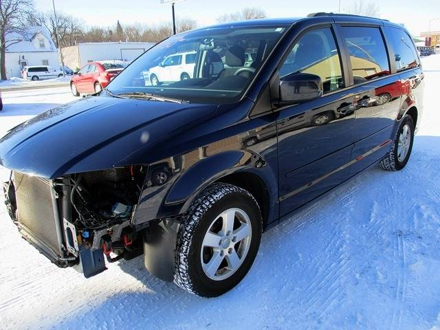 2012 Dodge Grand Caravan for sale at Northeast Iowa Auto Sales in Hazleton IA