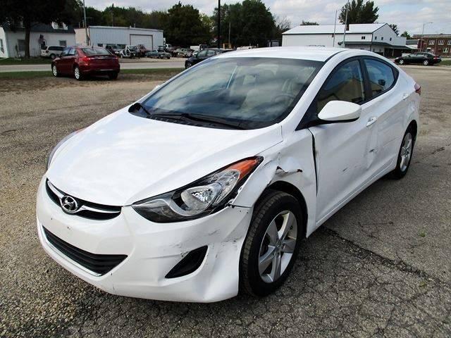 2013 Hyundai Elantra for sale at Northeast Iowa Auto Sales in Hazleton IA