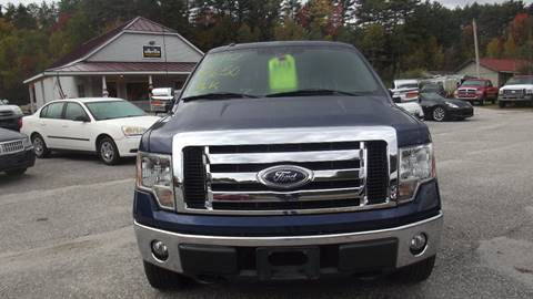 2012 Ford F-150 for sale in Newport, NH
