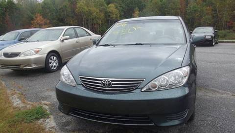 2006 Toyota Camry for sale in Newport, NH