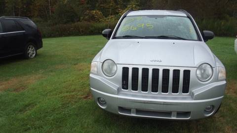 2007 Jeep Compass for sale in Newport, NH