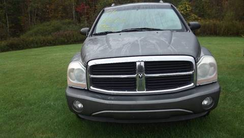 2006 Dodge Durango for sale in Newport, NH