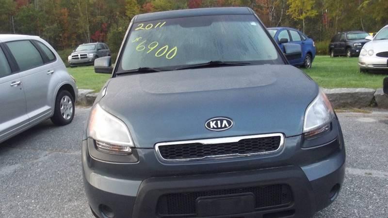 2011 Kia Soul For Sale At United Auto Sales In Newport NH