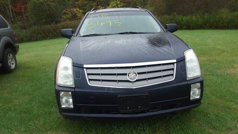 2005 Cadillac SRX for sale in Newport, NH