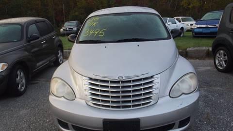2006 Chrysler PT Cruiser for sale in Newport, NH