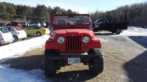 1952 Jeep Willys for sale in Newport, NH