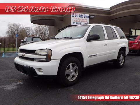 Chevrolet Trailblazer For Sale In Redford Mi Us 24 Auto Group