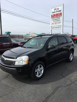2005 Chevrolet Equinox for sale at US 24 Auto Group in Redford MI
