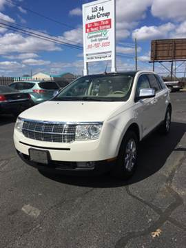 2007 Lincoln MKX for sale at US 24 Auto Group in Redford MI