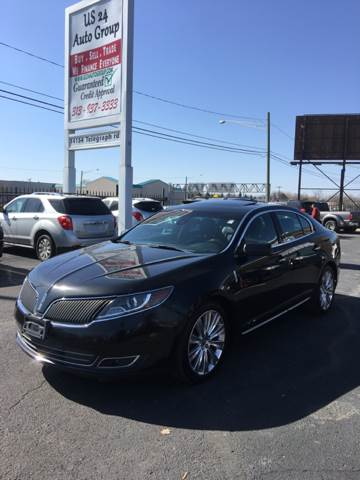 2013 Lincoln Mks Ecoboost In Redford Mi Us 24 Auto Group