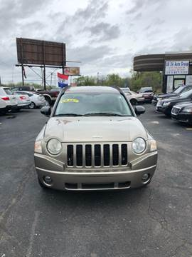 2007 Jeep Compass for sale in Redford, MI