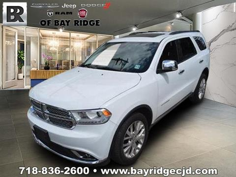 2014 Dodge Durango for sale in Brooklyn, NY