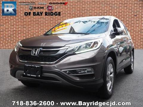 2015 Honda CR-V for sale in Brooklyn, NY