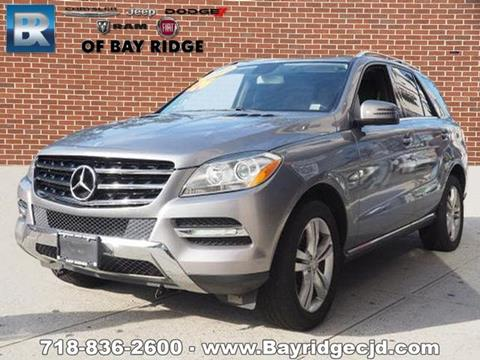 2012 Mercedes-Benz M-Class for sale in Brooklyn, NY