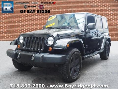 2009 Jeep Wrangler Unlimited for sale in Brooklyn, NY