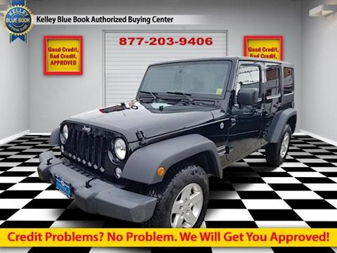 2015 Jeep Wrangler Unlimited for sale in Brooklyn, NY