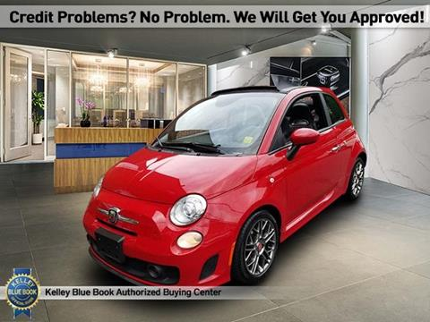 2015 FIAT 500c for sale in Brooklyn, NY