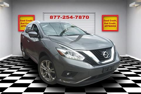 2017 Nissan Murano for sale in Brooklyn, NY