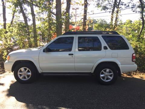 2002 Nissan Pathfinder for sale in Coram, NY