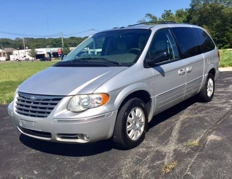 2007 Chrysler Town and Country for sale in Coram, NY