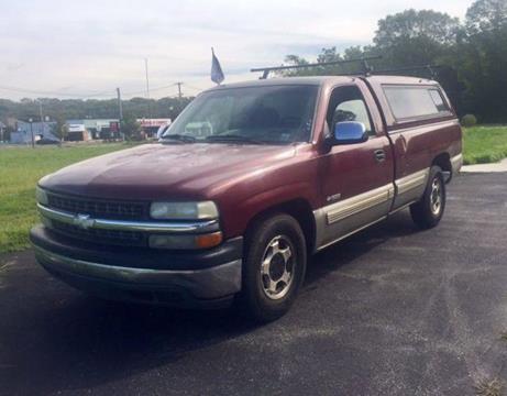 2000 Chevrolet Silverado 1500 for sale in Coram, NY