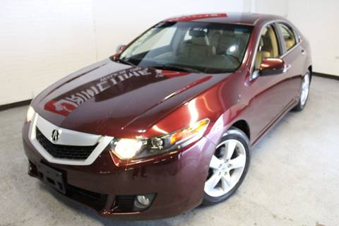2009 Acura TSX for sale in Dallas TX