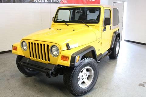 2000 Jeep Wrangler for sale in Dallas, TX