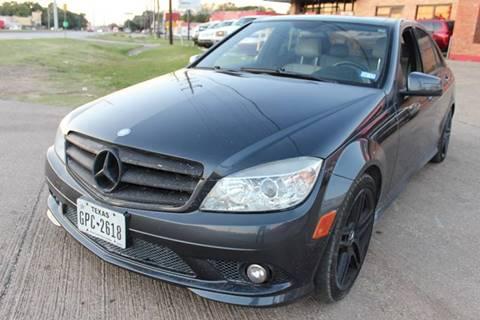 2010 Mercedes-Benz C-Class for sale in Dallas, TX