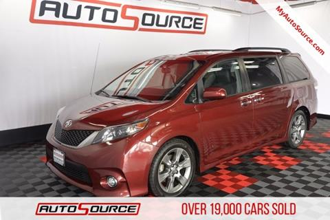 2014 Toyota Sienna for sale in Windsor, CO