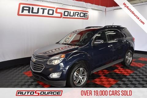 2016 Chevrolet Equinox for sale in Windsor, CO