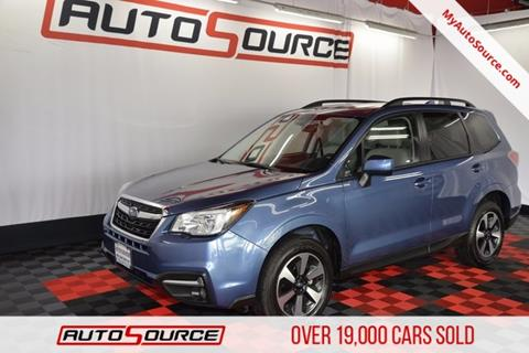 2017 Subaru Forester for sale in Windsor, CO