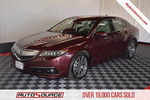 2016 Acura TLX for sale in Windsor, CO