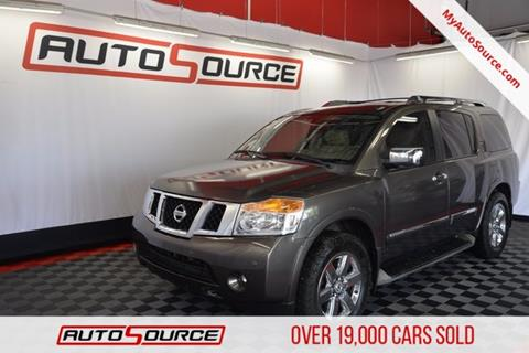 2014 Nissan Armada for sale in Windsor, CO