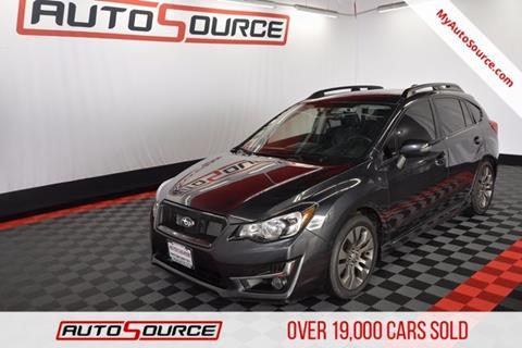 2016 Subaru Impreza for sale in Windsor, CO