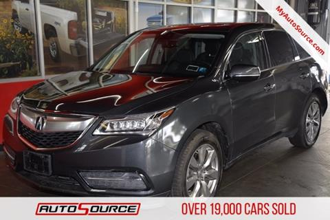 2014 Acura MDX for sale in Windsor, CO