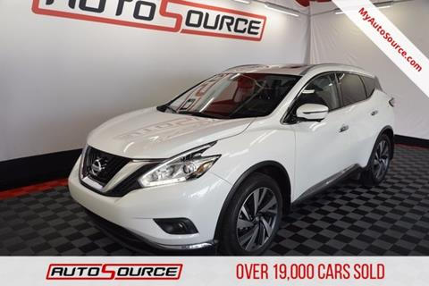 2016 Nissan Murano for sale in Windsor, CO