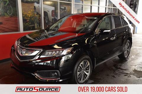 2016 Acura RDX for sale in Windsor, CO