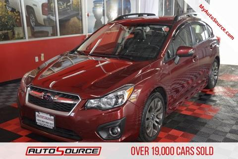 2015 Subaru Impreza for sale in Windsor, CO