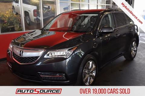 2016 Acura MDX for sale in Windsor, CO