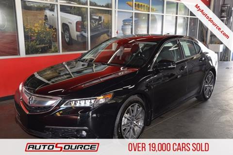 2015 Acura TLX for sale in Windsor, CO