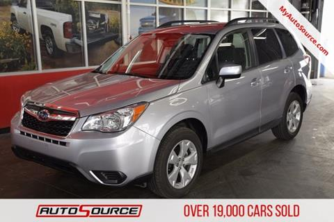 2016 Subaru Forester for sale in Windsor, CO