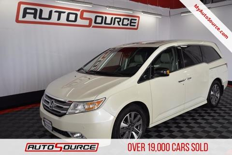 2013 Honda Odyssey for sale in Windsor, CO